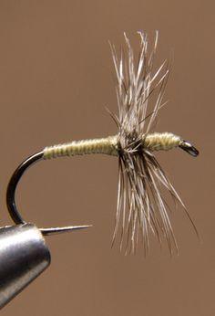 Anatomy of a Tenkara fly | Eat, Sleep, Fish