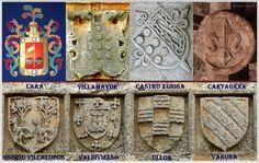 Escudos de Armas de Pampliega.