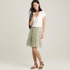 promotion skirt