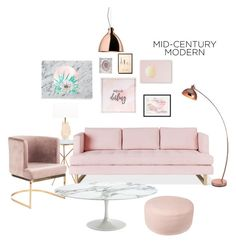 """Untitled #89"" by annafitzgerald ❤ liked on Polyvore featuring interior, interiors, interior design, home, home decor, interior decorating, Times Two Design, Gus* Modern, Broste Copenhagen and Ghidini 1961"