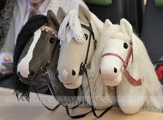 Clay Cats, Stick Horses, How To Make Clay, Hobby Horse, Tack, Handmade, Inspiration, Horse, Hobbies