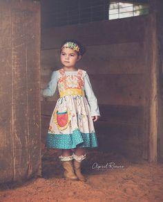 Gooseberry Lane Originals Gabriella Dress by GooseberryLane