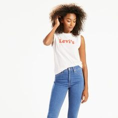 Our Tees and denim were made for each other. Pair with your favourite Levi's® jeans for the complete look.