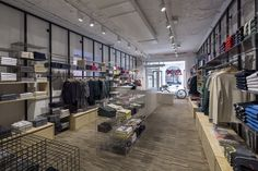 Sun68 Stores by C&P Architetti, Cuneo & Modena – Italy » Retail Design Blog