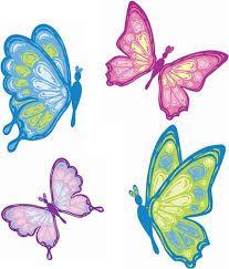 Resultado de imagem para jardim com borboletas png