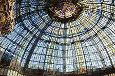 La verrière du Printemps Haussmann Art Et Architecture, Photo D Art, Plus Belle, Photos, Fair Grounds, Art Deco, Pictures, Art Decor