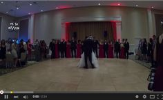 LITTLE CHURCH MOUSE (Video): It Started As A Normal First Dance… Until the Happy Couple Blew The House Down! 2TU!