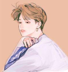 H2SO4さん (@H2SO468916104) / Twitter Jimin Fanart, Kpop Fanart, Bts Gifs, Foto Jimin, Kpop Drawings, Korean Art, Bts Chibi, Jikook, Bts Wallpaper