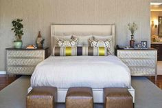 10 Dream Master Bedroom Decorating Ideas by