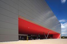 Hunter Douglas Architectural - Project - Transportation Center