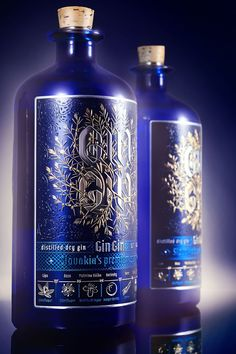 Gin Gin on Packaging of the World - Creative Package Design Gallery