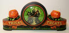 'Tricks & Treats' - Halloween Treasure Studio © 2011 ~ Artwork by Cali Lee, LLC All Rights Reserved