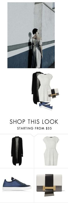 """me & my shadow"" by sharmarie ❤ liked on Polyvore featuring Fabrizio Del Carlo, Dorothy Perkins, Jil Sander and Prada"