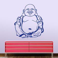 Vinilo decorativo Budha