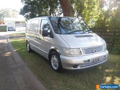 2002 MERCEDES BENZ VITO 4 SEATER VAN #mercedesbenz #vito #forsale #australia