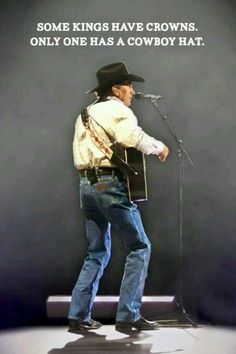 Mr. George Strait, King of Country