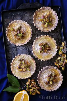 Many of you are familiar with my longstanding crush on Meyer lemons and brown butter (in everything!). However, pairing pistachios with the two is an unexpected yet entirely welcome flavor profile....