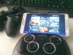 Samsung's started taking smartphone gaming seriously with its GamePad controller, but can it turn your Android into a Vita rival?