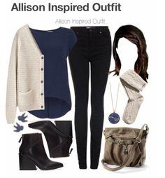Allison Argent Style