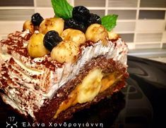 Banoffee, Afternoon Tea, Sweet Recipes, French Toast, Cheesecake, Health Fitness, Cake Rolls, Sweets, Cooking
