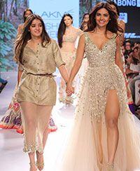 Lakmé Fashion Week – ARPITA MEHTA AT LFW SR 2015 Lakme Fashion Week 2015, Prom Dresses, Formal Dresses, Indian Dresses, School Design, Fasion, Indian Fashion, Celebrity Style, Bollywood