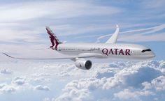 Qatar Airbus A350-900 XWB