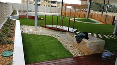 Artificial Grass Queensland providing high quality Synthetic Grass products and Artificial Lawn installations for schools, childcare and domestic lawns. Synthetic Lawn, Fake Turf, Brisbane, Grass, Deck, Outdoor Decor, Herb, Artificial Turf, Front Porches