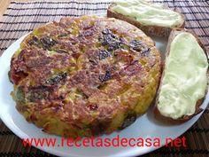 5 RECETAS DE TORTILLAS Y UN FLAN   Cocinar en casa es facilisimo.com