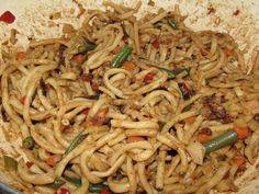 Pasta Salad, Ale, Spaghetti, Ethnic Recipes, Food, Crab Pasta Salad, Ales, Meals, Noodle Salads