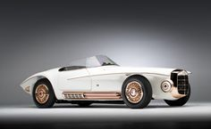 1965 Mercer-Cobra Roadster.