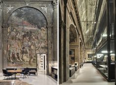This is What Happens When Architects Set Up Shop in a Magnificent 16th-Century Baroque Church - Office Spaces - Curbed National