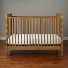 Vintage-Inspired Brimfield Baby Crib (Antique) | The Land of Nod