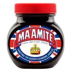 Marmite - Toasting the Queens Diamond Jubilee :-)