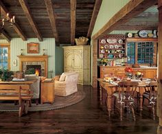 Love how the kitchen is open to the living room. Perfect for entertaining!