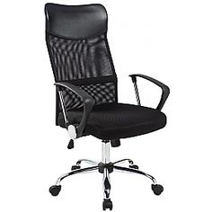 Aster High Back Mesh Office Chair www.officefurnitureonline.co.uk