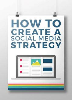 How to Create a Social Media Strategy (FREE ebook!) http://www.chloesocial.com/2015/06/social-media-strategy/?utm_content=bufferab4e7&utm_medium=social&utm_source=pinterest.com&utm_campaign=buffer