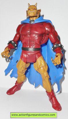 DC universe classics Metamorpho baf build a figure Wave Red Tornado /& Stand Lot