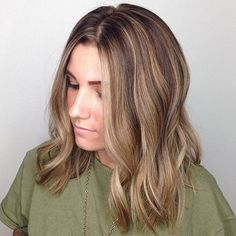 Gorgeous cut and highlights by Kaylee ✨ #Aveda #LoveYourColor @beautybykayleeloalbo