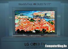 LG spune că televizoarele OLED folosesc o tehnologie fără concurent