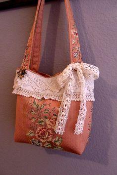 Bohemian Shoulder Purse Vintage Woven by SweetRepeatVintage, $24.95