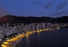 Skyline de Acapulco