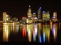 City Night Skyline wallpaper | 2560x1920 | #21259