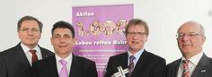 """Darmkrebs-Initiative gewinnt """"Burda Award"""""""