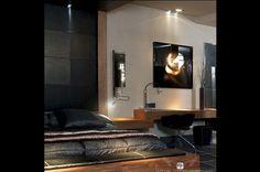 DARKLIGHT se caracteriza por sus perfectas proporciones y juego de volúmenes que otorgan ligereza y un elegante carácter escultórico a la luminaria. ¡Haz clic en la imagen para conocer más de este proyecto!  #MANUELTORRESDESIGN #Design