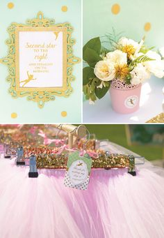 Magical Neverland Birthday Party {Peter Pan}