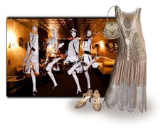 """The Roaring 20's..."" by marvy1 ❤ liked on Polyvore featuring Rubie's Costume Co."
