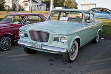 1959 Studebaker Lark Two-Door Sedan
