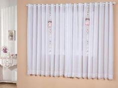Cortina Coleção Belíssima 200x180cm - Batistela Baby 5425