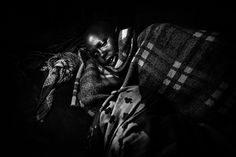 Blood, Fear and Ritual: Witness to Female Circumcision in Kenya. Nasirian rests a few hours after the circumcision. She will stay in bed for four weeks and will be fed animal blood and meat to regain her strength.