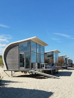 Tips for the next summer vacation or: A week by the sea - Summer vacation – Slapen aan zee – Zeeland – interior design … - Craftsman Bungalow House Plans, Craftsman Bungalows, Cottage, Europe Destinations, Cabana, Places To Go, Beautiful Places, Around The Worlds, Outdoor